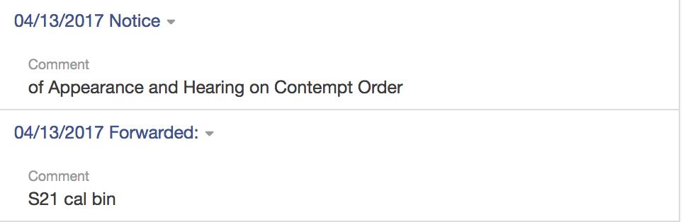 4:13: Contempt