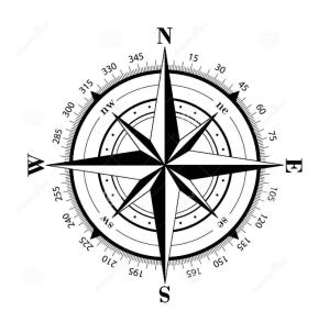 CM compass