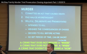What a crime does not require