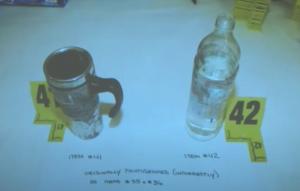 water coffee in Trooper